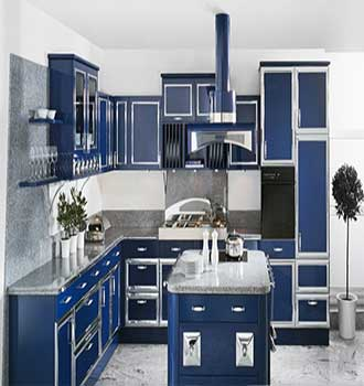 Merveilleux Design Indian Kitchen