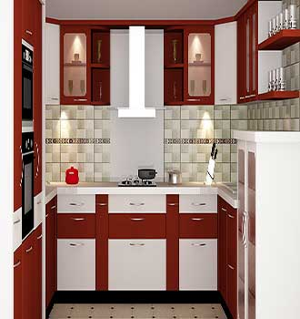 Lovely Design Indian Kitchen