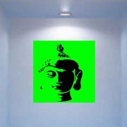 DI- Digital Painting on MDF wooden board, Exclusive Buddha figures.  .