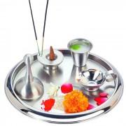 DI- Puja Thali Set .