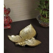 DI- Brass Leaf utility ware  designs .