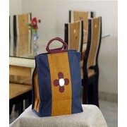 DI- Handcrafted Utility Bag Of Recycled Jute .